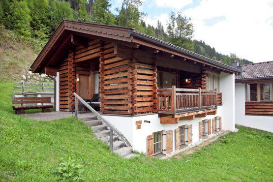 Villapparte-Belvilla-Chalet im Wald-Luxe chalet voor 10 personen in Konigsleiten-Oostenrijk