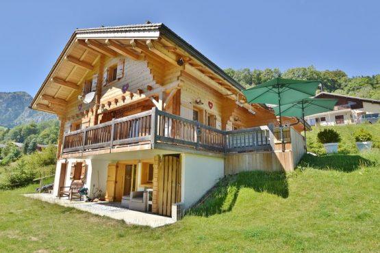 Villapparte-Belvilla-Chalet le Chevreuil Franse alpen-luxe chalet voor 12 personen