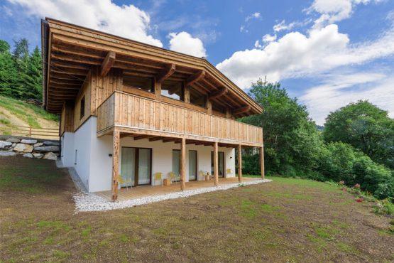 Villapparte-Belvilla-Künstler Chalet-luxe chalet voor 10 personen in Saalbach Hinterglemm-Oostenrijk-overdekt terras