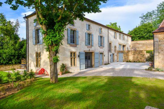 Villapparte-Belvilla-Landhuis La Dépendance-Authentiek vakantiehuis-Dordogne