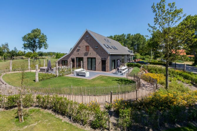 Villapparte-Belvilla-Landhuis 't Blauwtje-vakantiehuis in Zeeland voor 5 personen