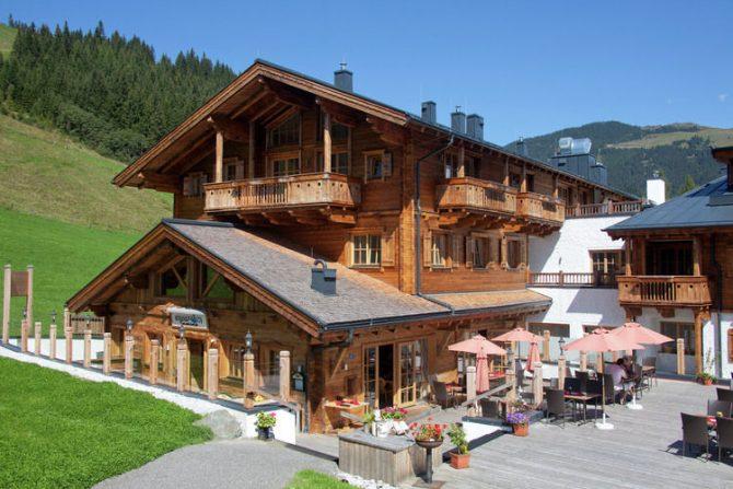 Villapparte-Belvilla-Panorama Chalet 10-Luxe chalet voor 6 personen in Mittersill-Oostenrijk-zomer