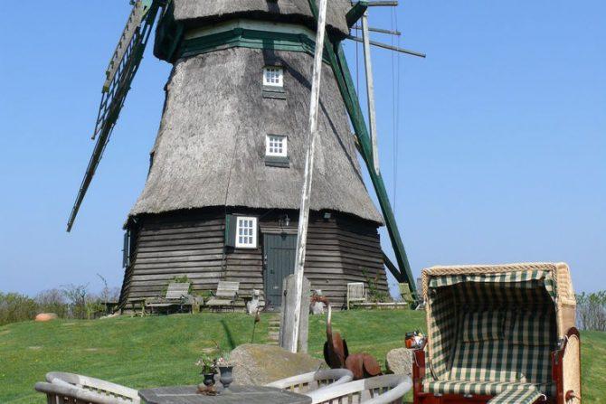 Villapparte-Belvilla-Vakantiehuis Mühle mit Charme in Wangels-luxe vakantiehuis voor 6 personen-Duitsland