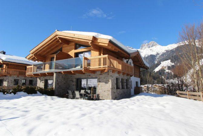 Villapparte-Belvilla-Vakantiehuis Tauernlodge Liz-luxe vakantiehuis voor 12 personen-Muhlbach am Hochkonig-Oostenrijk-winter