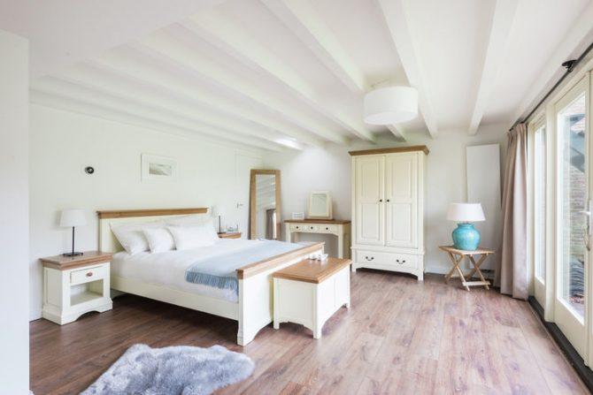 Villapparte-Belvilla-Vakantiehuis The Orangerie-luxe vakantiehuis voor 10 personen in Sassenheim-Zuid-Holland-romantische slaapkamer