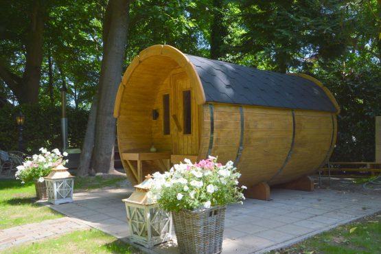 Villapparte-Belvilla-Vakantiehuis Uilennest-luxe kindvriendelijk vakantiehuis voor 7 personen-Haaren-Noord Brabant-buitensauna