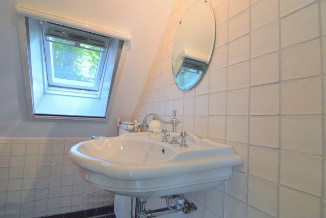 Villapparte-Belvilla-Vakantiehuis Uilennest-luxe kindvriendelijk vakantiehuis voor 7 personen-Haaren-Noord Brabant-complete badkamer