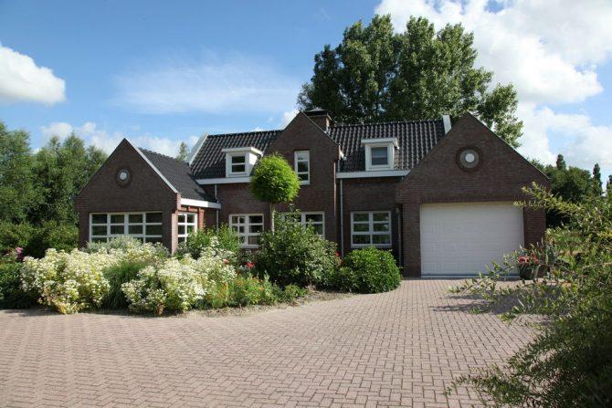 Villapparte-Belvilla-Vakantiehuis de Blauwe Sluis-luxe vakantiehuis voor 8 personen in Steenbergen-Noord Brabant