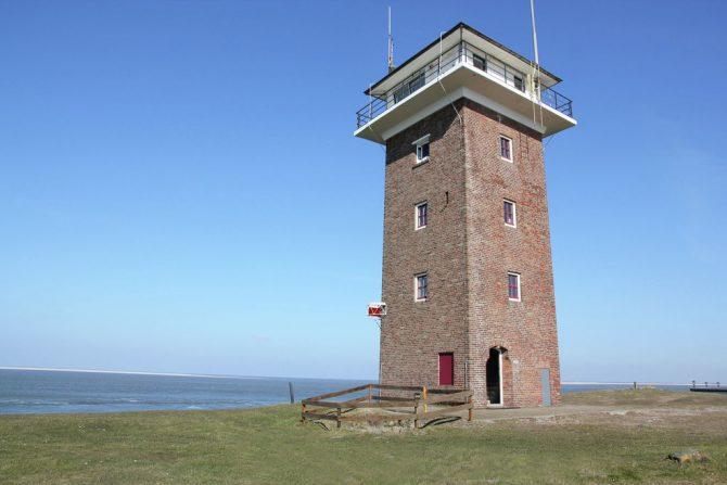 Villapparte-Belvilla-Vakantiehuis de Kustwachttoren in Huisduinen-unieke vakantielocatie voor 2 personen