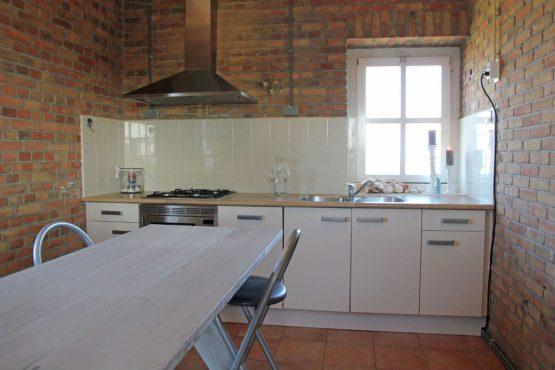 Villapparte-Belvilla-Vakantiehuis de Kustwachttoren in Huisduinen-unieke vakantielocatie voor 2 personen-complete keuken