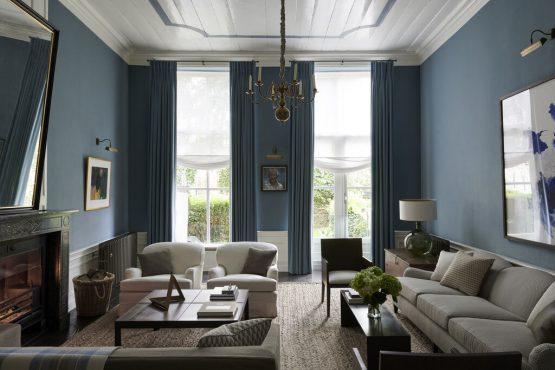 Villapparte-Belvilla-Vakantiehuis de Robijn-luxe vakantiehuis voor 6 personen in Harlingen-Friesland-landelijke woonkamer