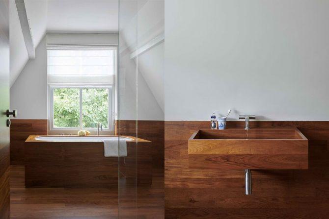 Villapparte-Belvilla-Vakantiehuis de Robijn-luxe vakantiehuis voor 6 personen in Harlingen-Friesland-luxe badkamer