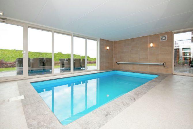 Villapparte-Belvilla-Vakantiehuis luxe Beveland-luxe vakantiehuis voor 12 personen-Colijnsplaat-Zeeland-binnen zwembad