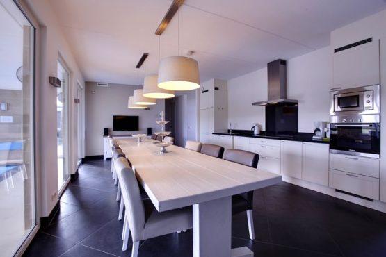 Villapparte-Belvilla-Vakantiehuis luxe Beveland-luxe vakantiehuis voor 12 personen-Colijnsplaat-Zeeland-luxe keuken