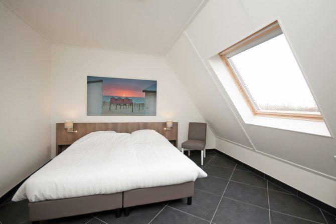 Villapparte-Belvilla-Vakantiehuis luxe Beveland-luxe vakantiehuis voor 12 personen-Colijnsplaat-Zeeland-slaapkamer