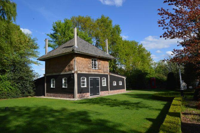 Villapparte-Belvilla-Vakantiehuis the old cottage-luxe vakantiehuis voor 4 personen-Volkel-Noord Brabant