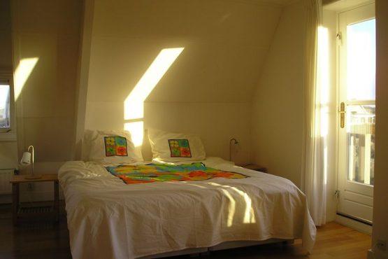 Villapparte-Belvilla-Villa Duindroom-luxe vakantiehuis voor 6 personen in Midsland-Terschelling-slaapkamer