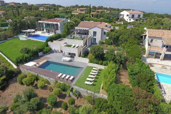 Villapparte-Belvilla-Villa Six Cent Douze-luxe vakantiehuis-Zuid Frankrijk-voor 10 personen