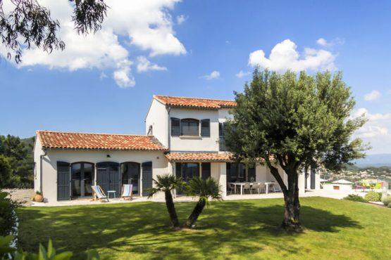 Villapparte-Belvilla-Villa Vue Mer Côte d'Azur-luxe vakantiehuis met zwembad voor 10 personen