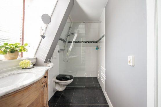 Villapparte-Natuurhuisje 27831-Vakantiehuis in het Gooi-4 personen-Naarden-Noord-Holland-luxe badkamer