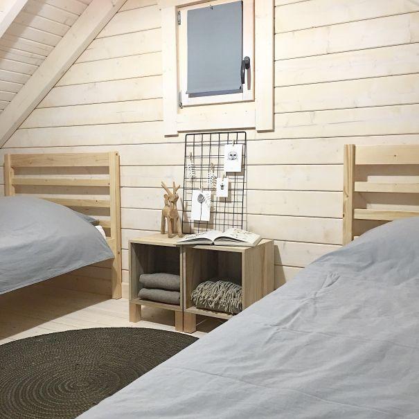 Villapparte-Natuurhuisje 35805-Vakantiehuis Wanderlust in Schoorl-4 personen-Noord-Holland-slaapkamer met 2 enkele bedden