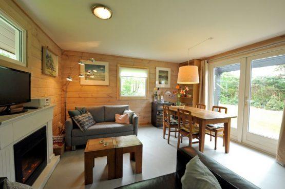 Villapparte-Natuurhuisje 36251-Fin's Vakantiehuis in Bergen-3 personen-Noord-Holland-eethoek