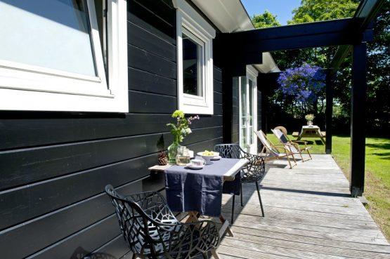 Villapparte-Natuurhuisje 36251-Fin's Vakantiehuis in Bergen-3 personen-Noord-Holland-terras