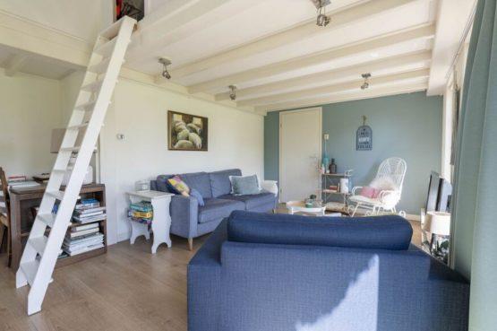 Villapparte-Natuurhuisje 37959-landelijke schapenschuur in Boksum voor 4 personen-Friesland-met vide