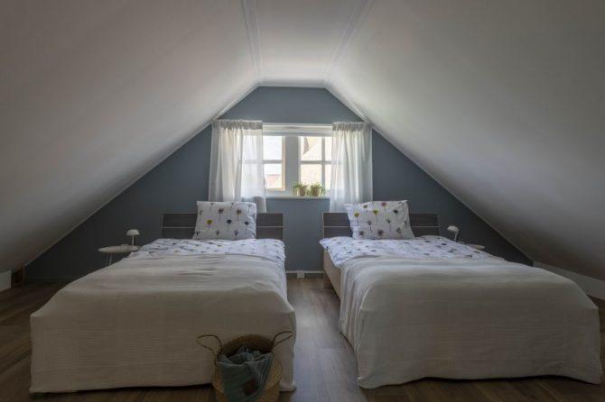 Villapparte-Natuurhuisje 37959-landelijke schapenschuur in Boksum voor 4 personen-Friesland-slapen op de vide