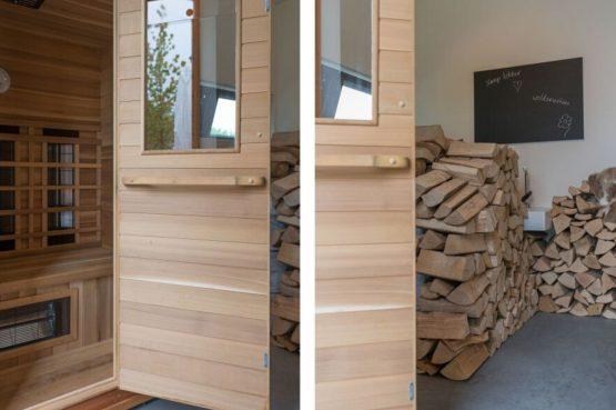 Villapparte-Natuurhuisje 43113-B&B Arkemheen-luxe B&B voor 2 personen-Nijkerk-Gelderland-finse sauna