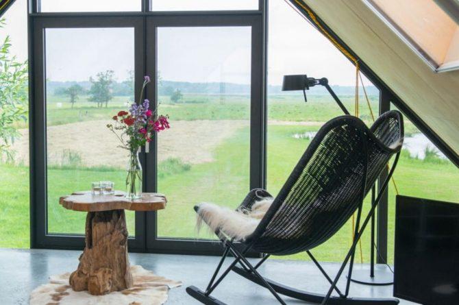Villapparte-Natuurhuisje 43113-B&B Arkemheen-luxe B&B voor 2 personen-Nijkerk-Gelderland-uitzicht