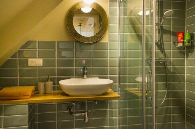 Villapparte-Natuurhuisje 45711-Knus Vakantiehuis in Joppe-2 personen-Gelderland-luxe badkamer