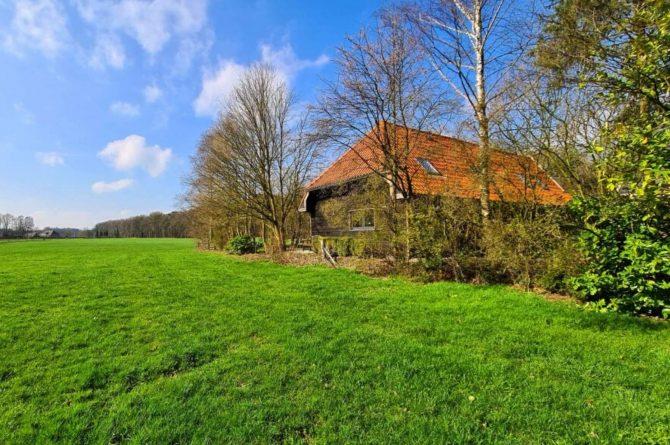 Villapparte-Natuurhuisje 45711-Knus Vakantiehuis in Joppe-2 personen-Gelderland-midden in de natuur