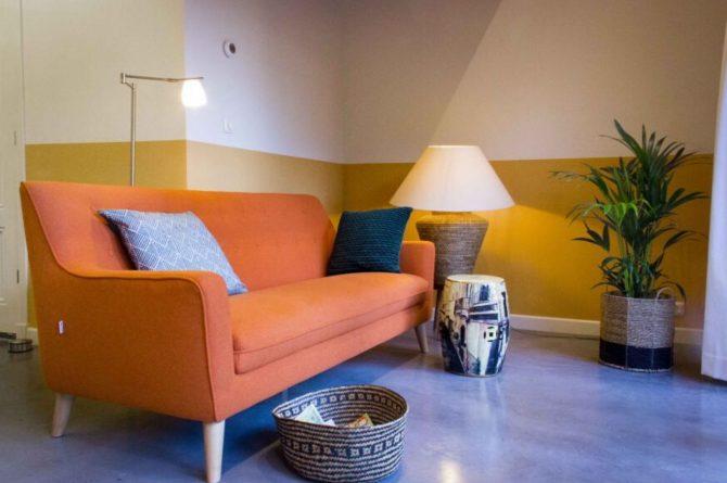 Villapparte-Natuurhuisje 45711-Knus Vakantiehuis in Joppe-2 personen-Gelderland-moderne woonkamer