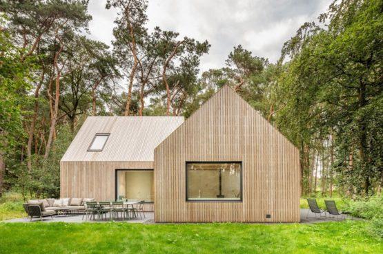 Villapparte-Natuurhuisje 45764-Moderne bosvilla in Tonden-10 personen-Gelderland