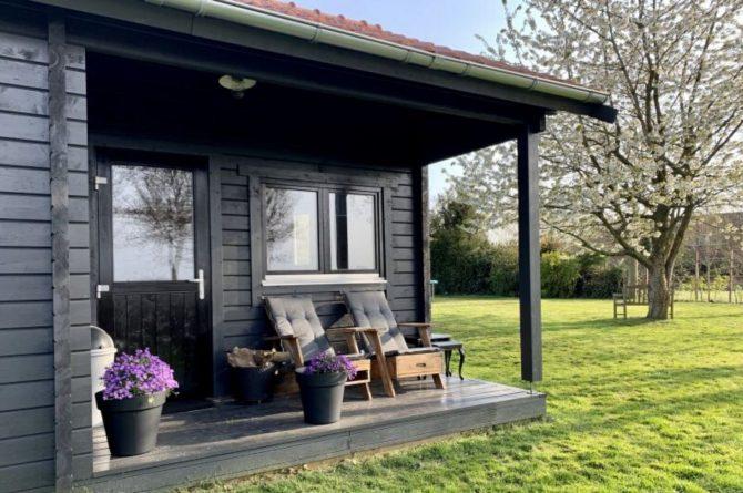 Villapparte-Natuurhuisje 50879-Vakantiehuis Weids Uitzicht in Medemblik-3 personen-Noord-Holland