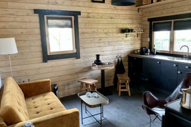 Villapparte-Natuurhuisje 50879-Vakantiehuis Weids Uitzicht in Medemblik-3 personen-Noord-Holland-complete keuken