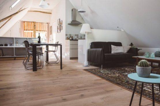 Villapparte-Natuurhuisje 50886-Vakantiehuis Scholteboerderij-2 personen-Winterswijk-gezellige woonkamer met eethoek
