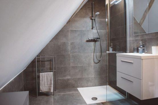 Villapparte-Natuurhuisje 50886-Vakantiehuis Scholteboerderij-2 personen-Winterswijk-luxe badkamer