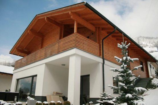 Villapparte-Belvilla-Chalet Thumersbach-Luxe chalet voor 8 personen in Zell am See-Oostenrijk-wintersfeer