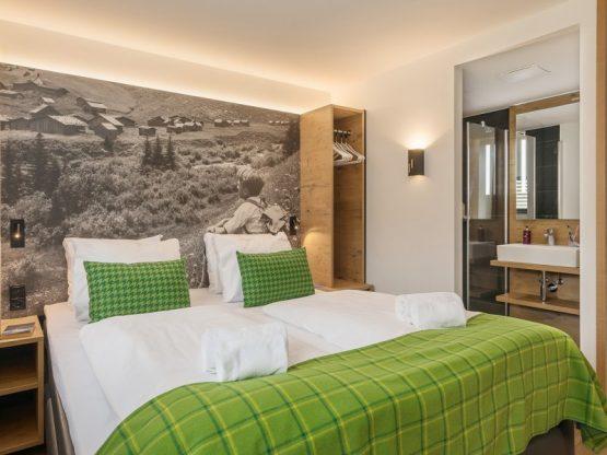 Villapparte-Center Parcs Allgau-Zuid-Duitsland-luxe vakantiehuis met sauna-8 personen-luxe slaapkamer