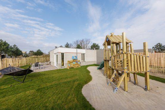 Villapparte-Center Parcs-Beach Villa-Luxe vakantiehuis voor 4 personen-Zandvoort-Noord-Holland-buiten
