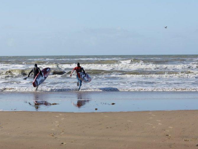 Villapparte-Center Parcs-Beach Villa-Luxe vakantiehuis voor 4 personen-Zandvoort-Noord-Holland-omgeving surfen