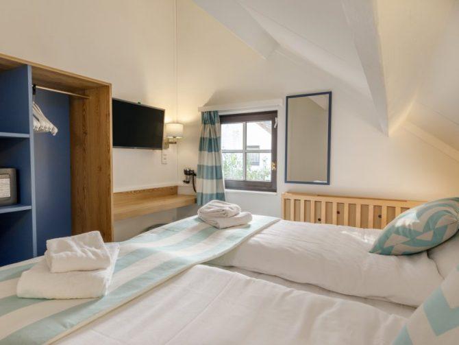 Villapparte-Center Parcs-Vip Cottage de Haan-6 personen-luxe vakantiehuis aan de Belgische kust-slaapkamer