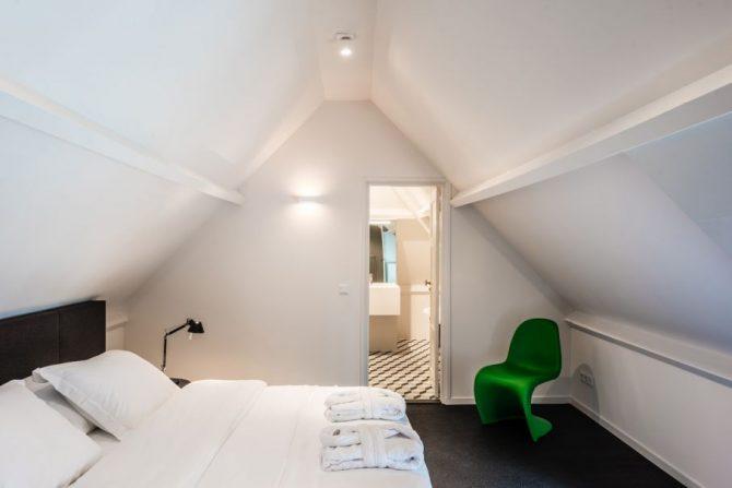 Villapparte-Natuurhuisje 29852-Historisch vakantiehuis in Loon op Zand-historisch kasteel-4 personen-luxe slaapkamer