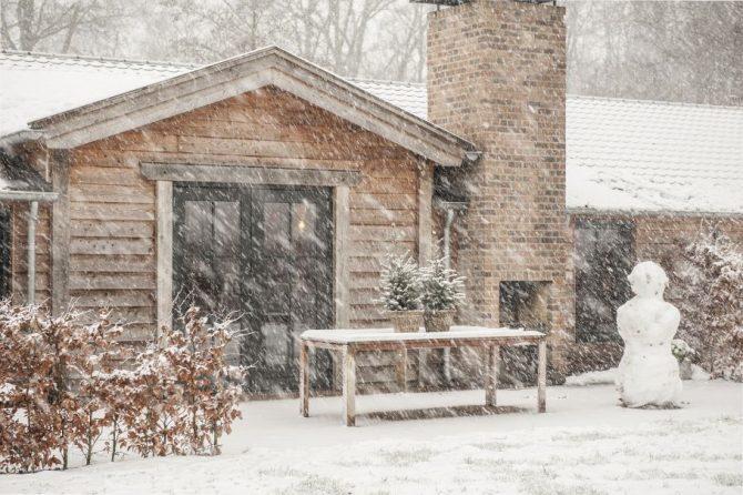Villapparte-Natuurhuisje 31915-Vakantiehuis De Maasduinen in Afferden-Limburg-voor 6 personen-winter