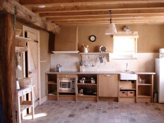 Villapparte-Natuurhuisje 31983-Vakantiehuis de Vakwerkhoeve-8 personen-Epen-complete keuken