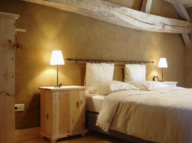 Villapparte-Natuurhuisje 31983-Vakantiehuis de Vakwerkhoeve-8 personen-Epen-knusse slaapkamer