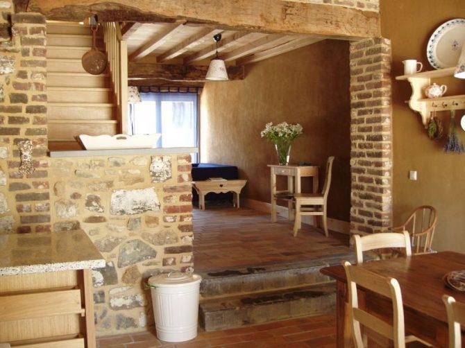 Villapparte-Natuurhuisje 31983-Vakantiehuis de Vakwerkhoeve-8 personen-Epen-romantisch geheel