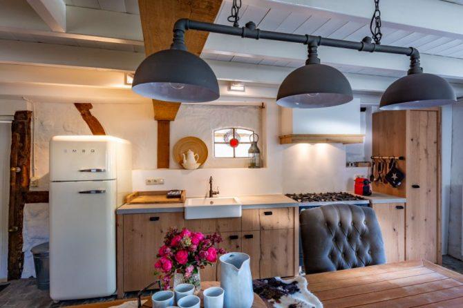 Villapparte-Natuurhuisje 33836-Landelijk vakantiehuis in Valkenburg-6 personen-Valkenburg-Limburg-robuuste keuken